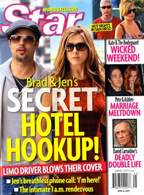 Jennifer Aniston Had Secret Rendezvous With Brad Pitt?