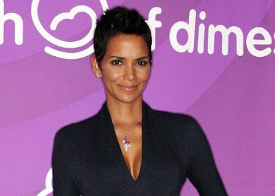 Halle Berry Is March of Dimes Mom