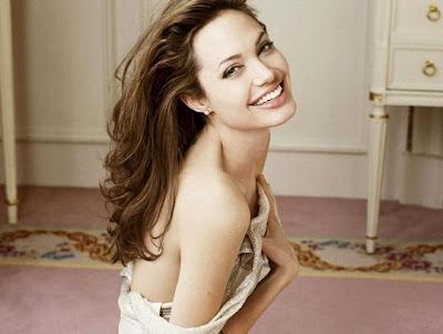 Angelina Jolie Feels Just Like An Ordinary Mom