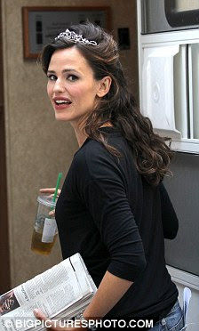 jennifer garner arthur