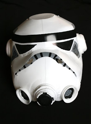 Milk Jug Storm Trooper Helmet by Filth Wizardry