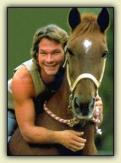 Swayze and Horse