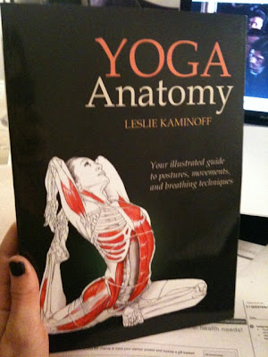 It is an illustrated guide to the most commonly practiced yoga poses.