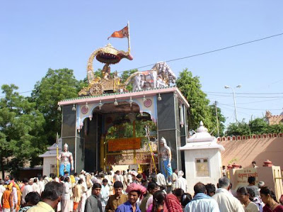 Krishna Janmabhoomi in Mathura. Picture by Fernando M