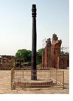Iron.Pillar.Qutab.Minar.Delhi.Qutb-ud-din.Hindu.Genocide