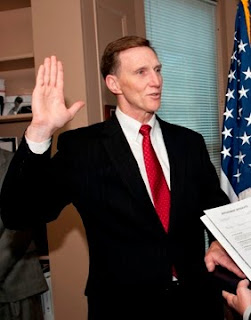 TSA Administrator John S. Pistole Being Sworn In
