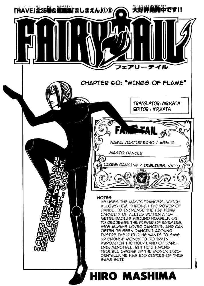 Fairy Tail chap 60 page 2 - IZTruyenTranh.com