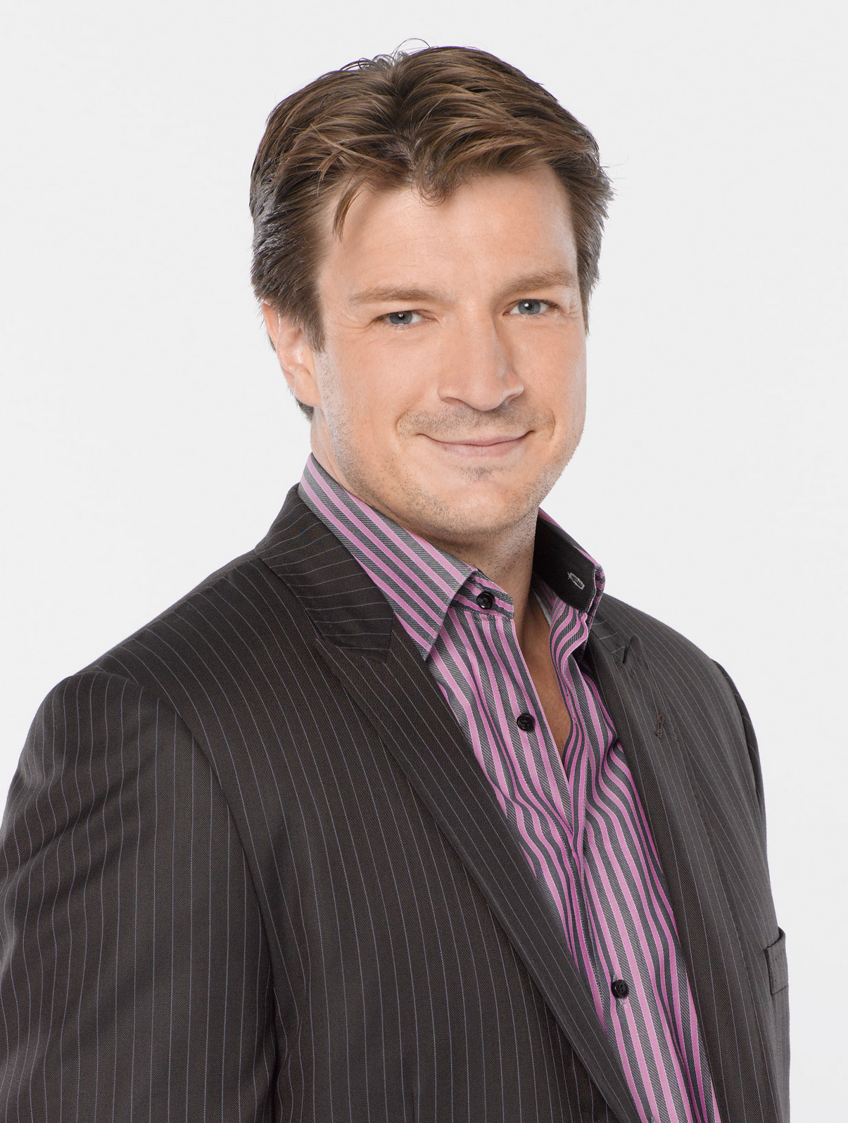 Nathan Fillion - Beautiful Photos