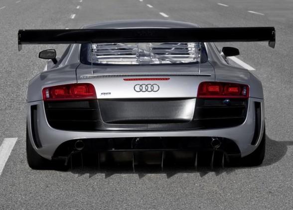 front-side-2009 Audi R8 GT3