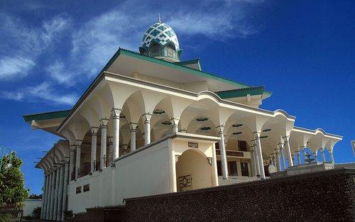 Indonesian moslem Architecture: Kediri Mosque