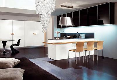 Home Interior Design Concept