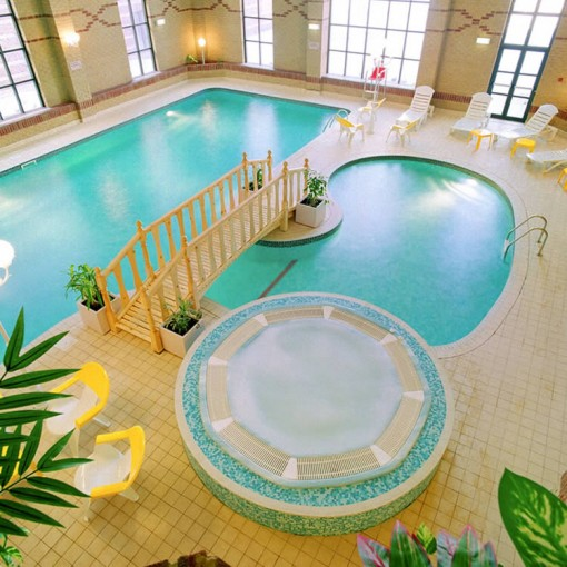 Home Indoor Swimming Pool design