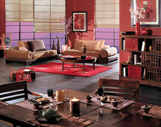 Sample Photos Gallery of chinese House interior decoration ideas ...