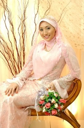 Muslim Wedding Gown dress