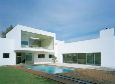 Inspiring Villa Exterior design