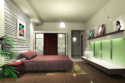 Pretty Bedroom Design