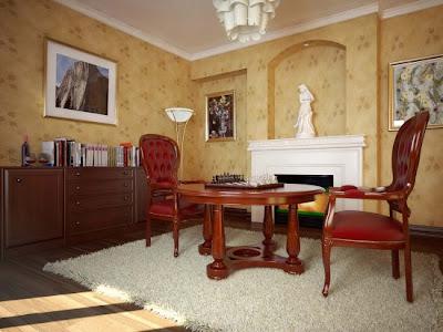 Classic Room Design