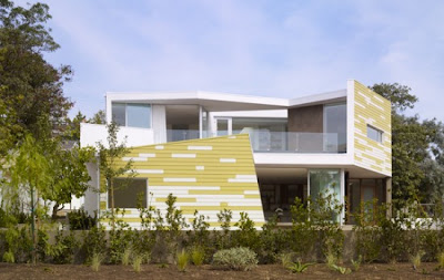 Modern California house design