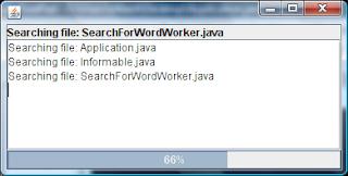 Demo: Swing Worker Application