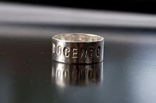 Stansad ring