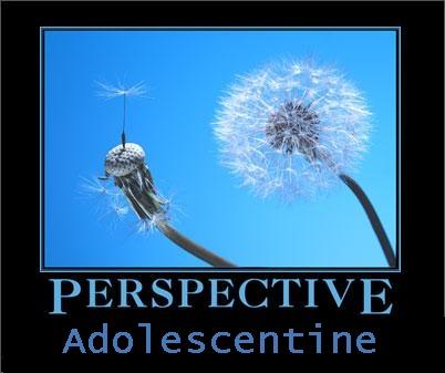 Perspective adolescentine