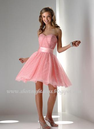 short night dress short prom dresses
