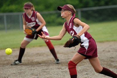 Bangor cruises to victory in 11/12 softball All-Stars opening game