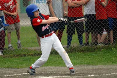 Bangor East routs Glenburn in 9-10 All-Stars opener
