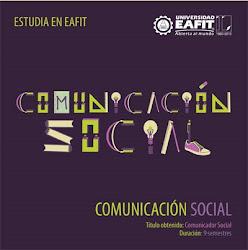 Pregrado en Comunicación Social Universidad EAFIT
