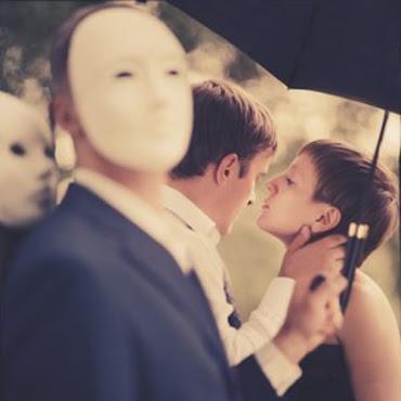 Me dijiste adiós y te quitaste la máscara. Y no eras quién pensaba que eras.