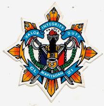 """""""Mapitagan"""" Class Seal"""