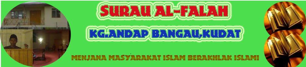 SURAU AL-FALAH KG.ANDAB BANGAU KUDAT