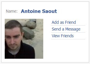 antoine Saout facebook
