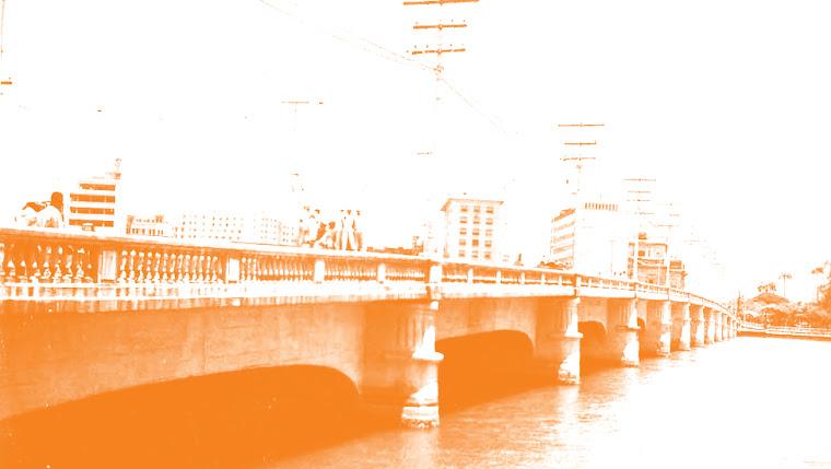 Ponte do Bairro de Santo Antonio