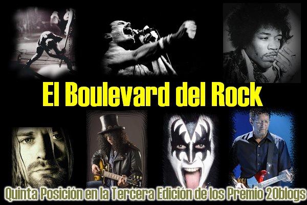 El Boulevard Del Rock