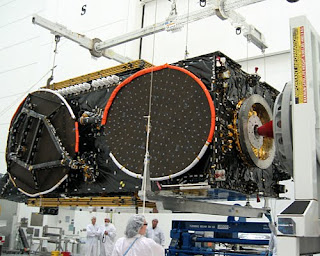 Intelsat's new satellite