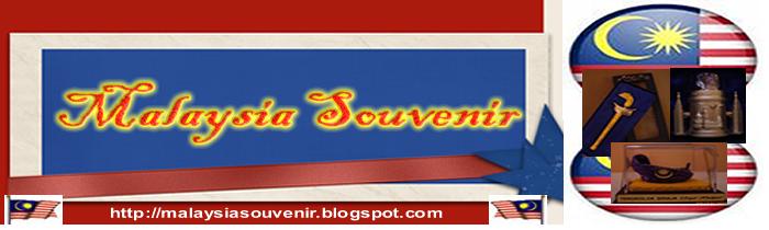 Malaysia Souvenir