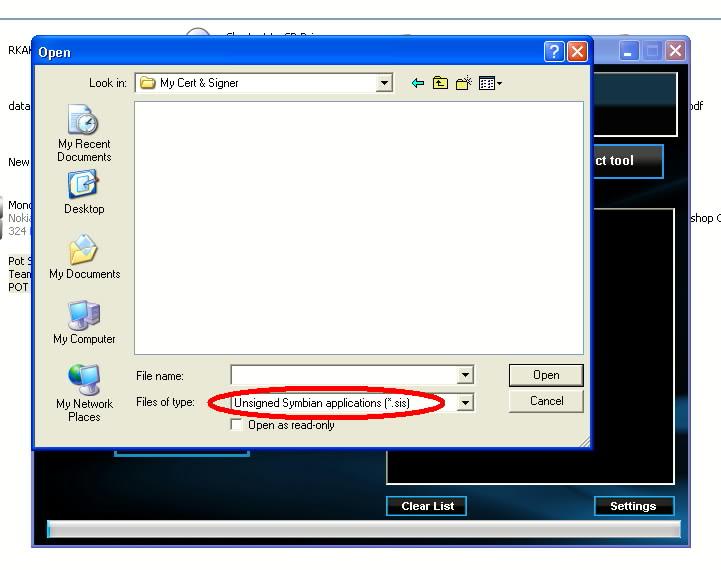 Cara hack nokia symbian S60v5 ( 5230,5530,5800,5233,5235,X6,C6,N97