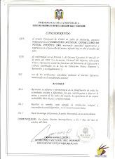PRESIDENCIA DE LA REPUBLICA DEL ECUADOR - SECRETARIA NACIONAL DEL DEPORTE - SENADER