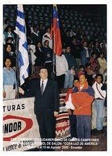 XXIII CAMPEONATO SUDAMERICANO DE CLUBES CAMPEONES