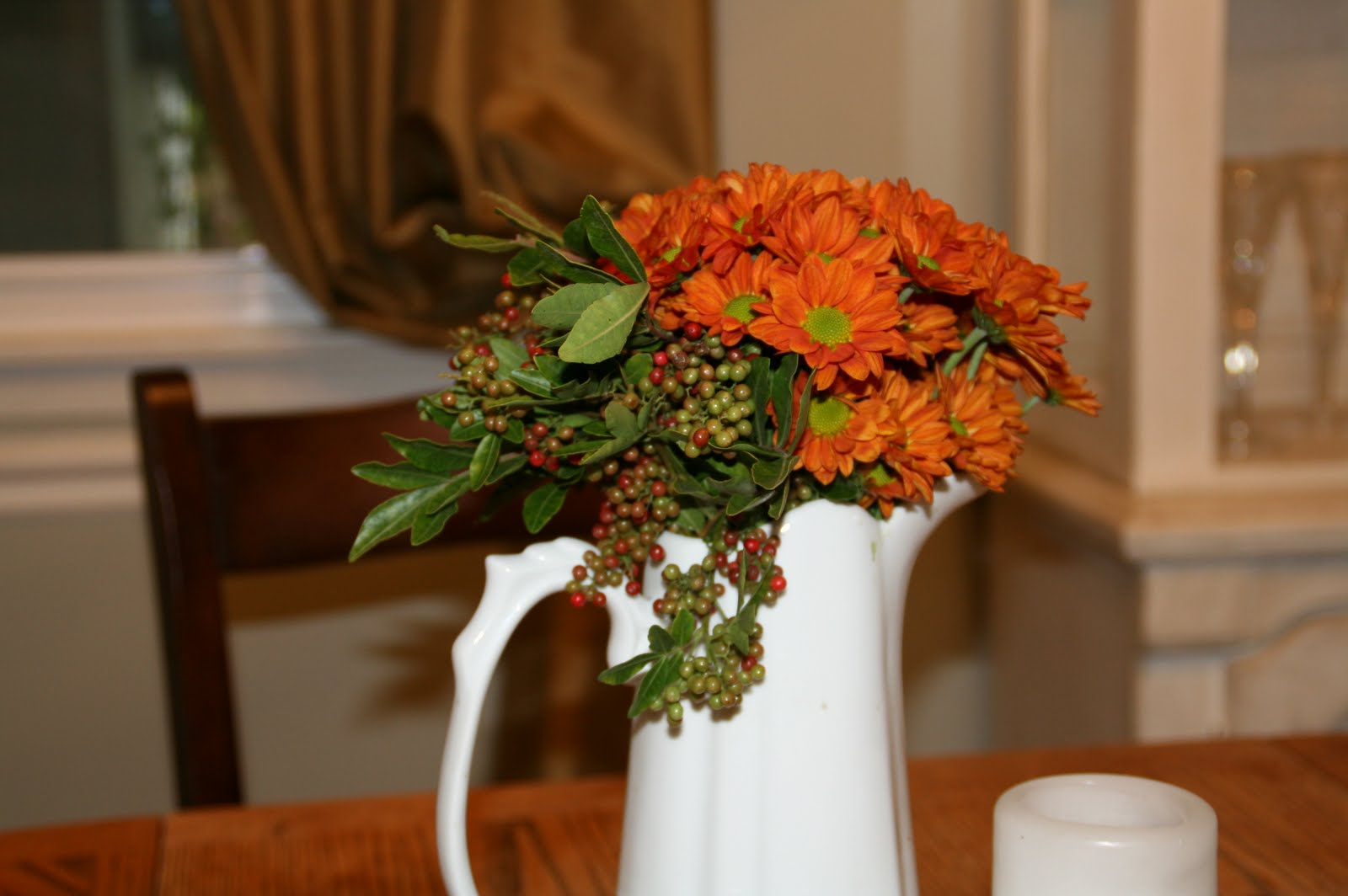 Heavenly Chic Interiors Thanksgiving Flowers $3 for $12 at Safeway