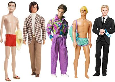 Kens antigos a kens novos