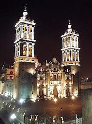 """""""La Catedral de Puebla."""""""