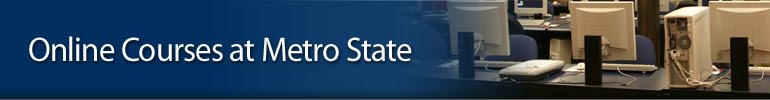 Online Learning at Metro State