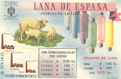 Historia de la produccion de lana en argentina