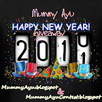 ♥ Mummy Ayu Happy New Year Giveaway ♥