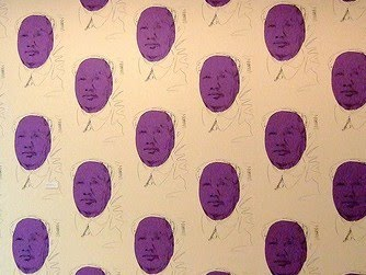 The Whitworth Art Gallerys Major Exhibition Of Artists Wallpapers Includes Work By Andy Warhol Mao Right Thomas Demand And Catherine Bertola