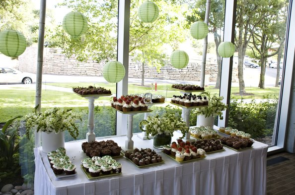 Our Dessert Table wedding decor dessert seattle Cupcake02 cupcake02