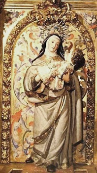 St Catherina de Virgi of Bologna