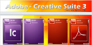 Adobe Series Themes by WorD4AdobE – Incopy and Acrobat cs4